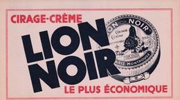 CIRAGE CREME LION NOIR - Wash & Clean