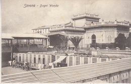 Savona - Bagni Wanda - Edit. F. Lavagna, Savona Nr 11887 - Savona