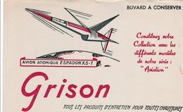 GRISON ESPADON / AVION ATOMIQUE - Wash & Clean