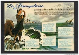 * LA  PAIMPOLAISE : CHANSON DE THEODORE BOTREL - Musique