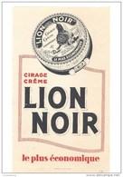 CREME CIRAGE / LION NOIR - Wash & Clean