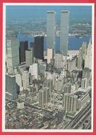 USA- NEW YORK - Aérial View - WORLD TRADE CENTER - *SUP**- 2 SCANS - World Trade Center