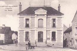 VANVEY SUR OURCE - La Poste - Other Municipalities