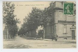 BRIVE LA GAILLARDE - Boulevard Général Marbot - Brive La Gaillarde
