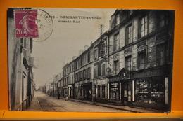Dammartin En Goële - Grande Rue - Frankreich