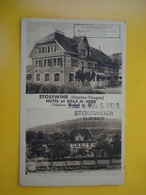 68 - STOSSWIHR Hôtel Et Villa G. HERR - France