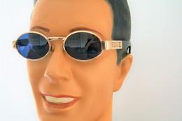 Glasses : GIANFRANCO SUNGLASSES VINTAGE MEN - 140 GFF369S 2LD - Original - Excelent Condition - Jewels & Clocks