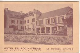 29 - LE DOSSEN - SANTEC    HOTEL DU ROC'H TREAS - France