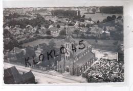 02 MONT D'ORIGNY ( Aisne ) - L'Eglise Au Fond La Vallée De L'Oise - EN AVION AU DESSUS DE ... - CPSM LAPIE  N° 2 - Altri Comuni