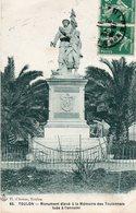 & Toulon - Monument élevé à La Mémoire Des Toulonnais Tués à L ' Ennemi - Toulon