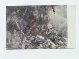 Prima Guerra Pubblicitaria Pubblicita Militare Cechi Legione 1918 PAMATNIK ODBOJE France Nemecek 243 - Italia