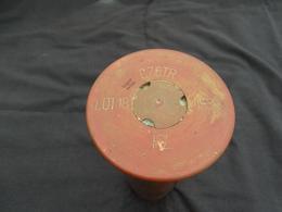WW2 German Use Belgian 75mm Shell Case, Douille, Obus, Kartusche - 1939-45