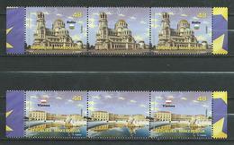 Macedonia 2018 - Macedonia In Europa - Stamp + Cinderela + Stamp. MNH** - Macedonia