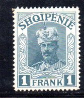 490 21 - ALBANIA 1914 , Michel N. II G Nuovo Integro ***  Wied - Albania