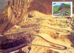 ANGOLA SERRA DA LEBAL MAXIMUM    (MAGG180243) - Angola