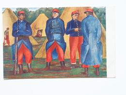 Prima Guerra Pubblicitaria Pubblicita Militare Cechi Legione 1918 PAMATNIK ODBOJE France Gutfreund 304 - Italia