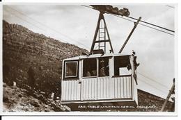 Car Table Mountain Aerial Cableway - Afrique Du Sud