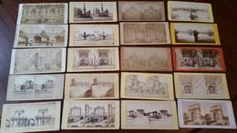 Circa 1850 à 1880 ROME ROMA 20 STEREO ITALIE ITALIA PHOTO STEREO /FREE SHIPPING R - Photos Stéréoscopiques