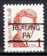 USA Precancel Vorausentwertung Preo, Locals Pennsylvania, Reading 835 - Vereinigte Staaten
