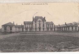 D76 -Yvetot - Ecole Communale Des Filles : Achat Immédiat - Yvetot