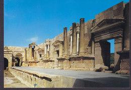 Jordan PPC Part Of Theatre Of Jerash Holy Views 174 (2 Scans) - Jordanien