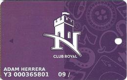Newcastle Casino - Newcastle, OK - Slot Card - Casino Cards