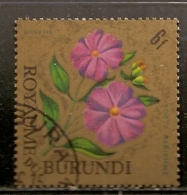 BURUNDI   OBLITERE - Burundi
