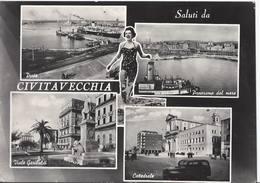 Saluti Da Civitavecchia - H4325 - Civitavecchia