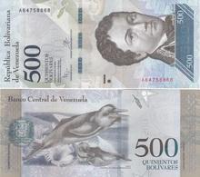 Venezuela - 500 Bolivares 2016 UNC Ukr-OP - Venezuela