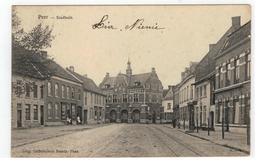 Peer  -  Stadhuis 1906 - Peer