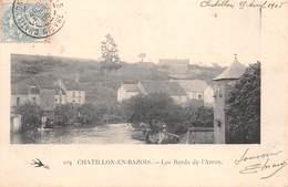 58 - Chatillon-en-Bazois - Les Bords De L'Aron - Chatillon En Bazois