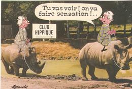 "ALEXANDRE   "" CLUB HIPPIQUE  "" - Alexandre"