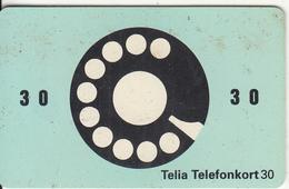 SWEDEN(chip) - News Agencies(30 Units), CN : C4A147029, 09/94, Used - Sweden