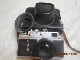 KRASNOGORSK ZORKI-4K..APPAREIL PHOTO URSS - Appareils Photo