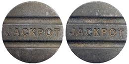 03579 GETTONE JETON TOKEN GAMING PLAY MACHINE JACKPOT - Casino