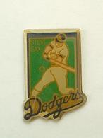 PIN'S BASEBALL - DODGERS - STEVE SAX - Baseball