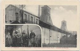 71 LE CREUSOT Usines Schneider Puits Saint Pierre Et Saint Paul Trieuses De Charbon  Industrie Métallurgie - Le Creusot