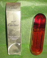 MINIATURE DE PARFUM MUST De Cartier 15 Ml ( Eau De Toilette - Miniatures Modernes (à Partir De 1961)