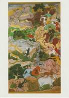 (ART771) LAL - SANWALA. ILLUSTRATION FROM THE AKBAR NAMA. THE MEMOIRS OF THE EMPEROR AKBAR - Paintings