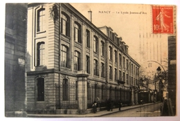 Nancy - Le Lycée Jeanne-d'Arc - Nancy