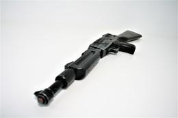 Vintage TOY GUN :  THOMPSON GOHNER - L=62.50cm - 19??s - Keywords : Cap - Cork Gun - Rifle - Revolver - Pistol - Tin - Armes Neutralisées