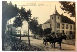 Badonviller - Le Souhait - Ancienne Propriété Construite Par Le Conventionnel Souhait - Autres Communes