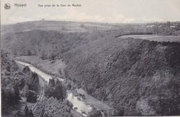 HOUYET - Vue Prise De La Tour Du Rocher - Houyet