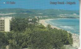 BULGARIA(GPT) - Sunny Beach 2, CN : 49BULM(type 2), Tirage 16000, 08/97, Used - Bulgaria