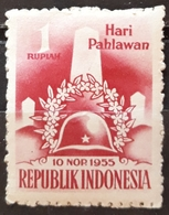 INDONESIA 1955 Heroes' Day. NUEVO - MH * - Indonesia