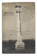 AISNE  /  CERNY-en-LAONNOIS  /  MONUMENT  DES  ANGLAIS  ( Guerre 1914-18 ) /  CARTE-PHOTO  ( Texte Historique : à Lire ) - Other Municipalities