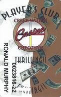 Creek Nation Casino - Bristow, OK - Slot Card - Casino Cards
