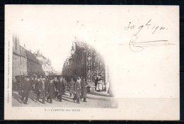 54-Nancy, L'arrivée Des Bleus, 1900 - Nancy