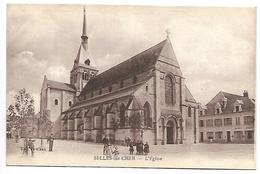 SELLES SUR CHER - L'Eglise - Selles Sur Cher