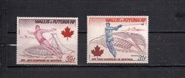 Olympische Spelen 1976  , Walles Et Futuna - Ete 1976: Montréal